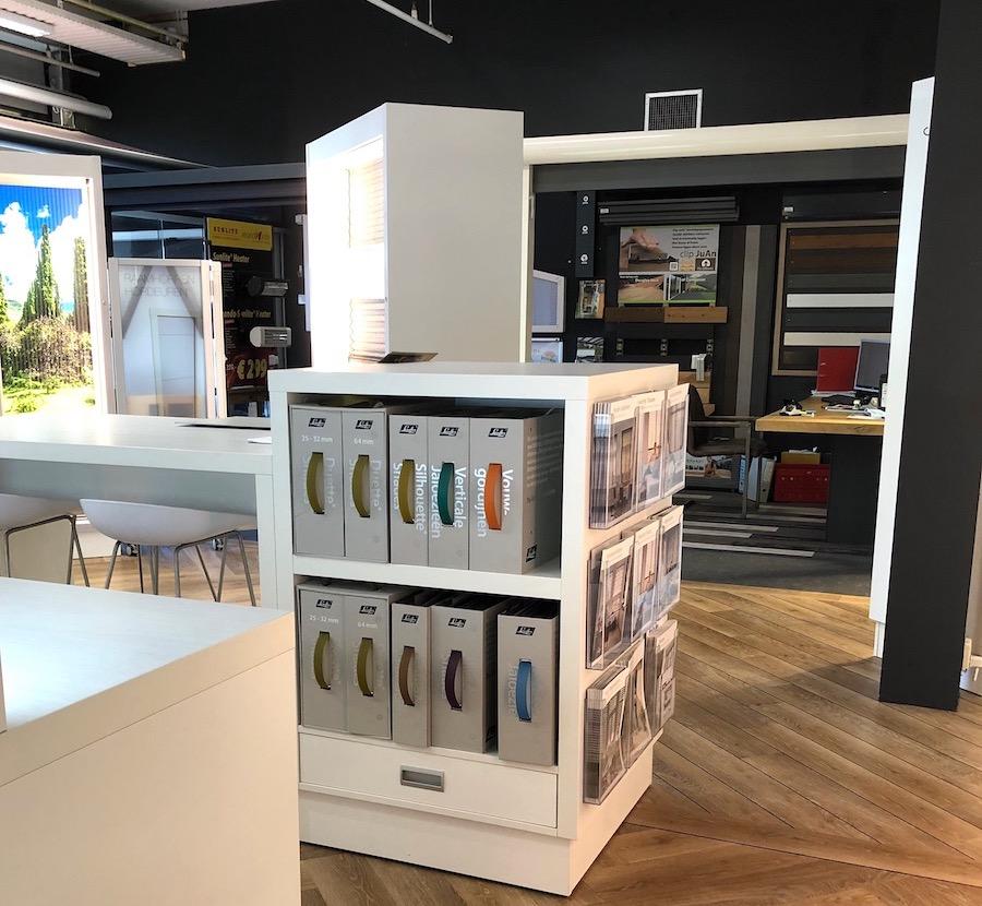 Haarlem luxaflex Showroom